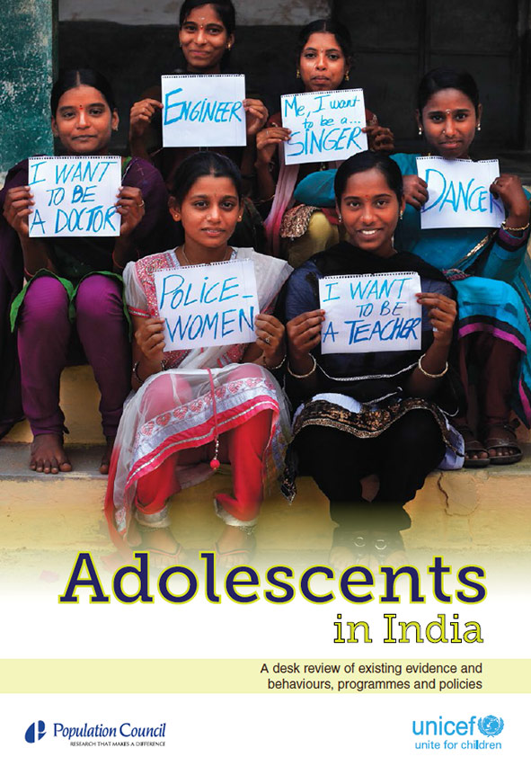 Adolescents in India