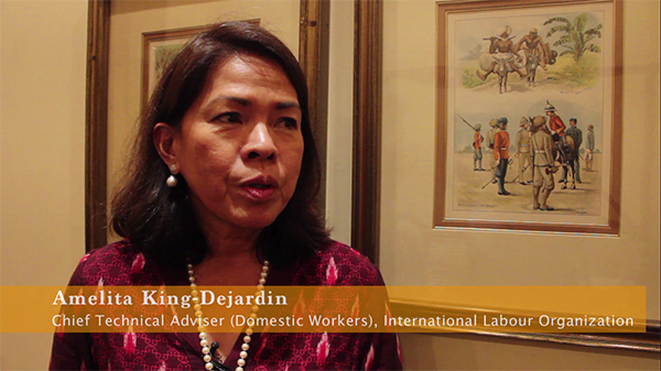 Decent Work for Domestic Workers: Progress Made and Challenges Ahead