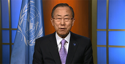 Message from the Secretary-General