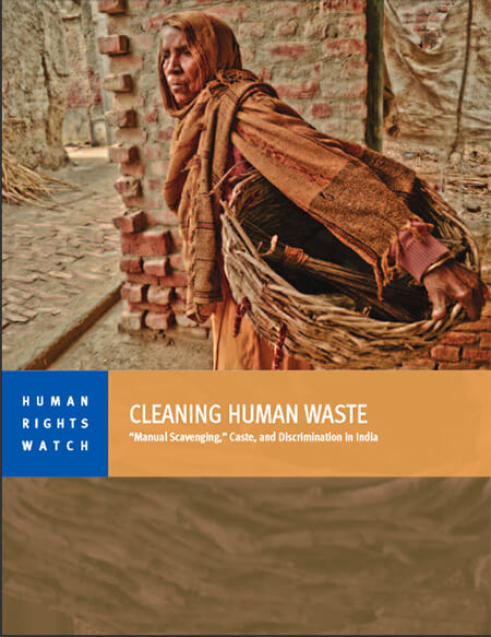 Cleaning Human Waste