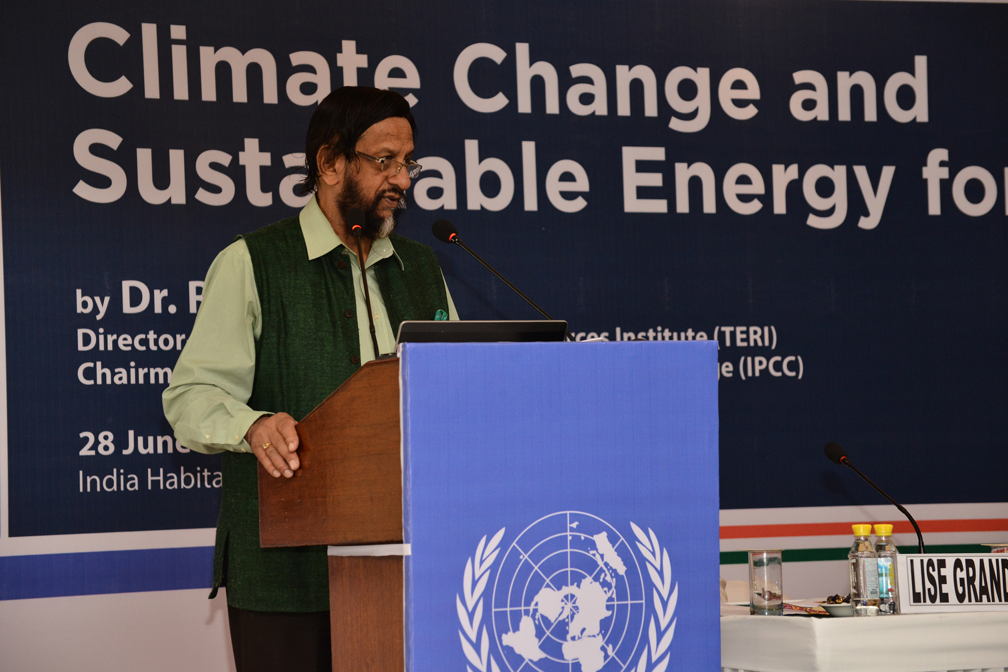 Addressing Climate Change and Sustainable Energy is Crucial to Meet India's Energy Shortage