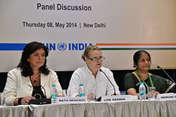 Panel Discussion on Advancing Universal Health Coverage in India