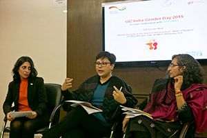 'Gender Day' meet to discuss 'Gender Equality at the Heart of Development'