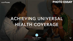 Photo Essays: Achieving Universal Health Coverage