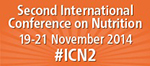 Second International Conference on Nutrition 19 - 21 November 2014