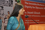 UN Public Lecture by Jayati Ghosh on 1 March 2014