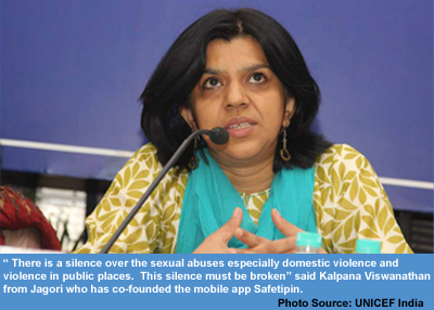 Violence against Children and Women Can No Longer be Tolerated