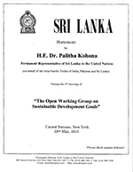 India in Open Working Group - 3
