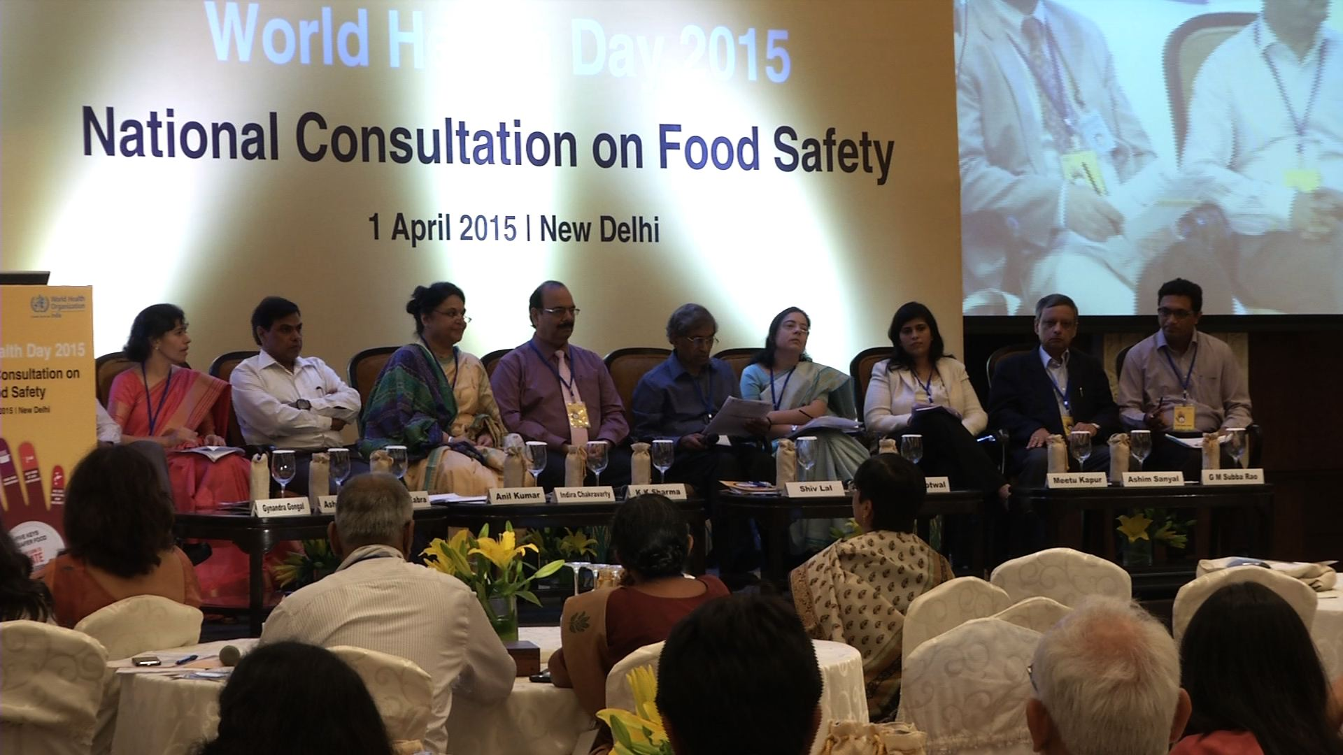 Food safety in a globalized world