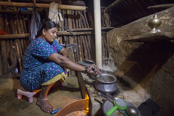 Spreading Like Wild Fire: Forest Dwelling Communities Use Smokeless Cook Stoves