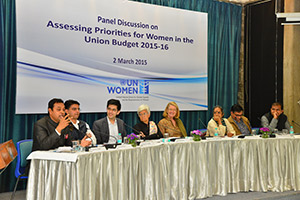Panel Discussion on the Union Budget