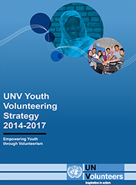 UNV Youth Volunteering Strategy (2014-2017)