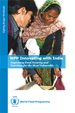 WFP Innovating with India