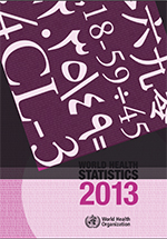 World Health Stats 2013
