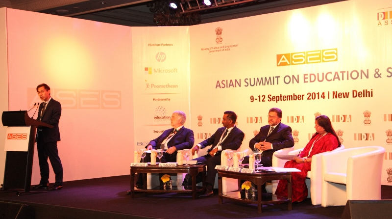 Education Policy Makers head to New Delhi for the Asian Summit on Education and Skills