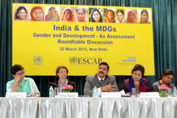 India and the MDGs: Gender and Development- An assessment