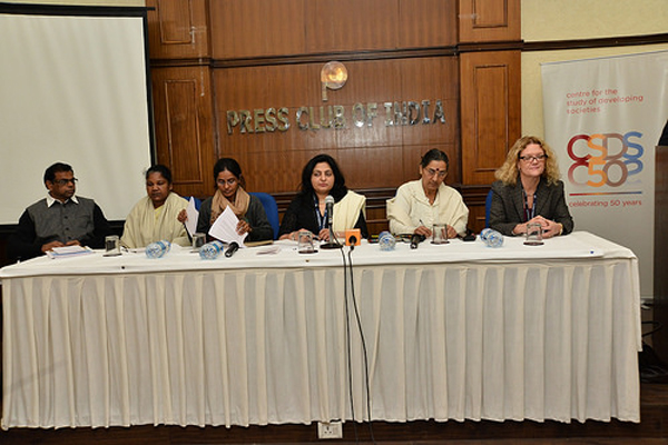 Panel Discussion on Domestic Work in India