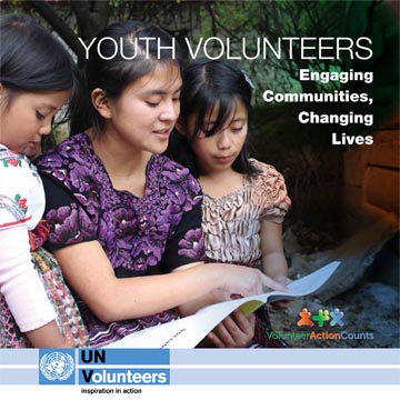 Youth volunteers - Engaging communities, changing lives