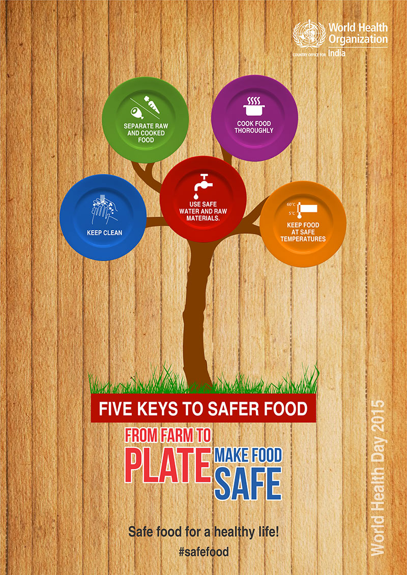 From farm to plate, make food safe