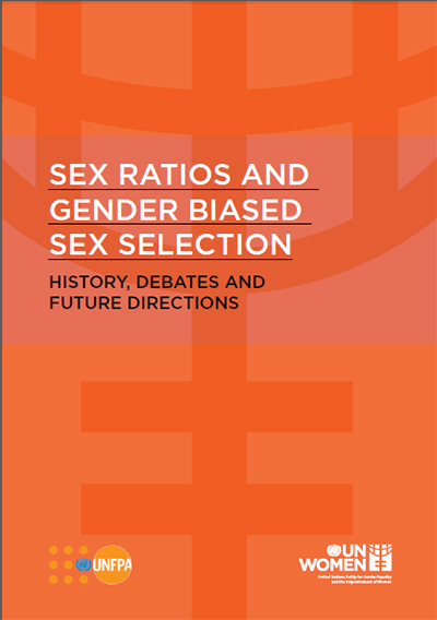 Report: Sex Ratios and Gender Biased Sex Selection