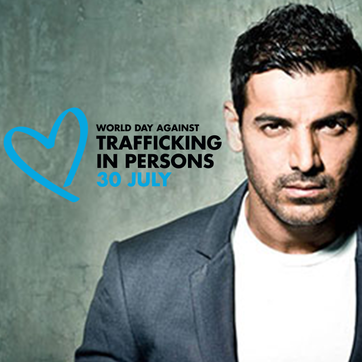 There is a need to act now to enhance protection and assistance to people affected by human trafficking: John Abraham
