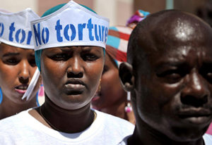United Nations International Day in Support of Victims of Torture