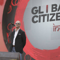 500,000 voices at Global Citizen festival in India unite in a call to eradicate extreme po...