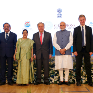 Celebrating bold environmental leadership and a plastic-free future in India