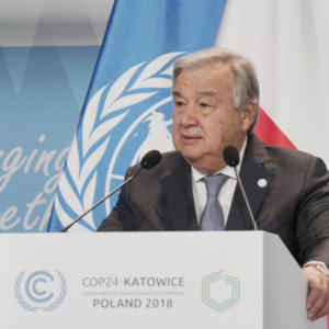 The Secretary-General Remarks at Opening of COP24