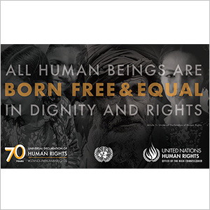 Secretary-General's message on Human Rights Day