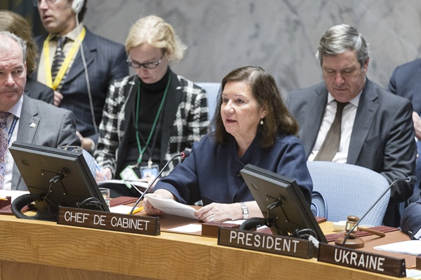 Security Council meeting on Threats to international peace and security caused by terrorist acts