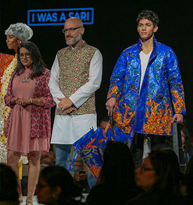 I WAS A SARI Wins the 'Circular Design Challenge Award', India's first award for Sus...