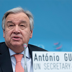 UN Secretary-Geberal's Remarks at the SDG moment event