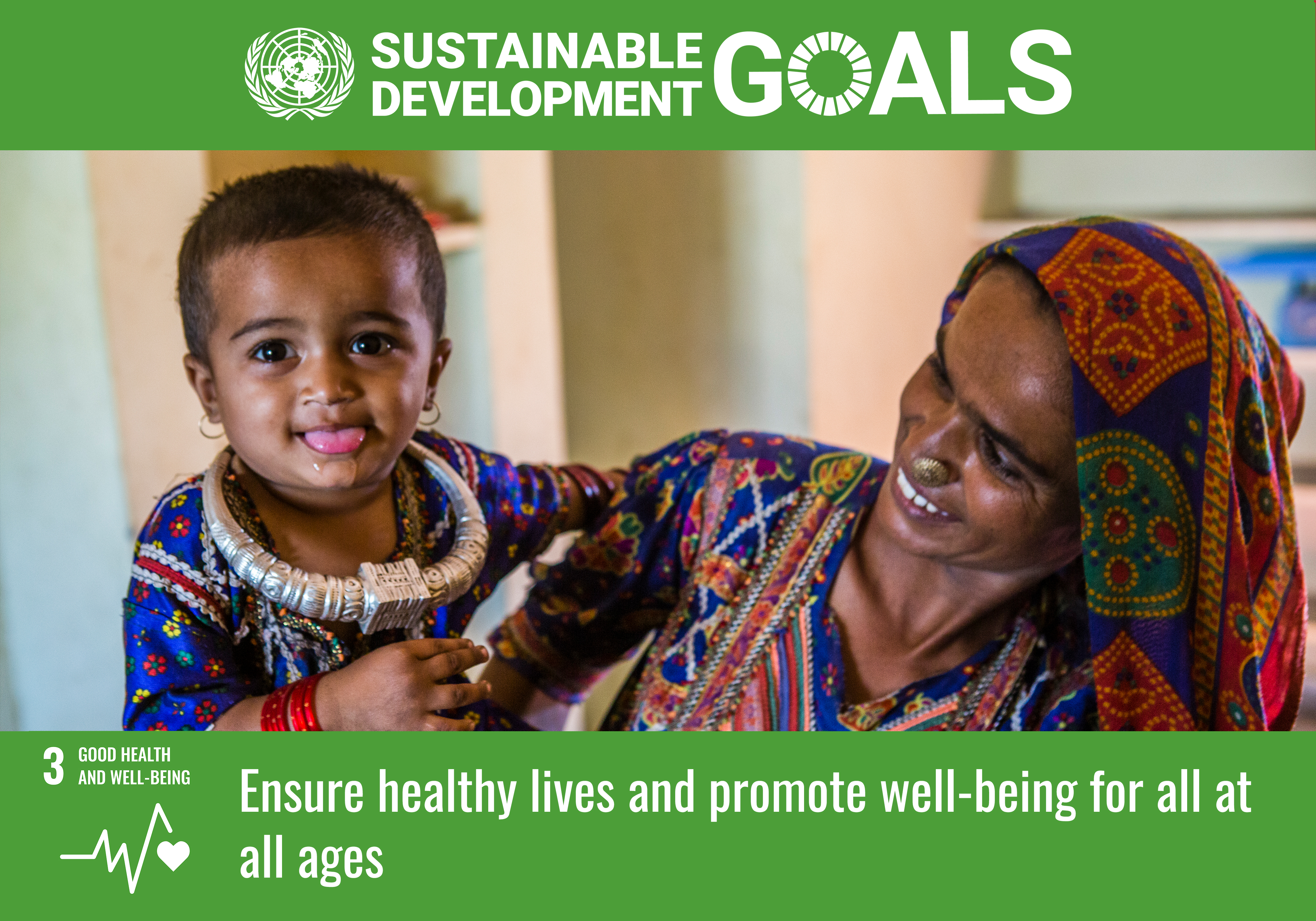 SDG 3: Good Health And Well-being