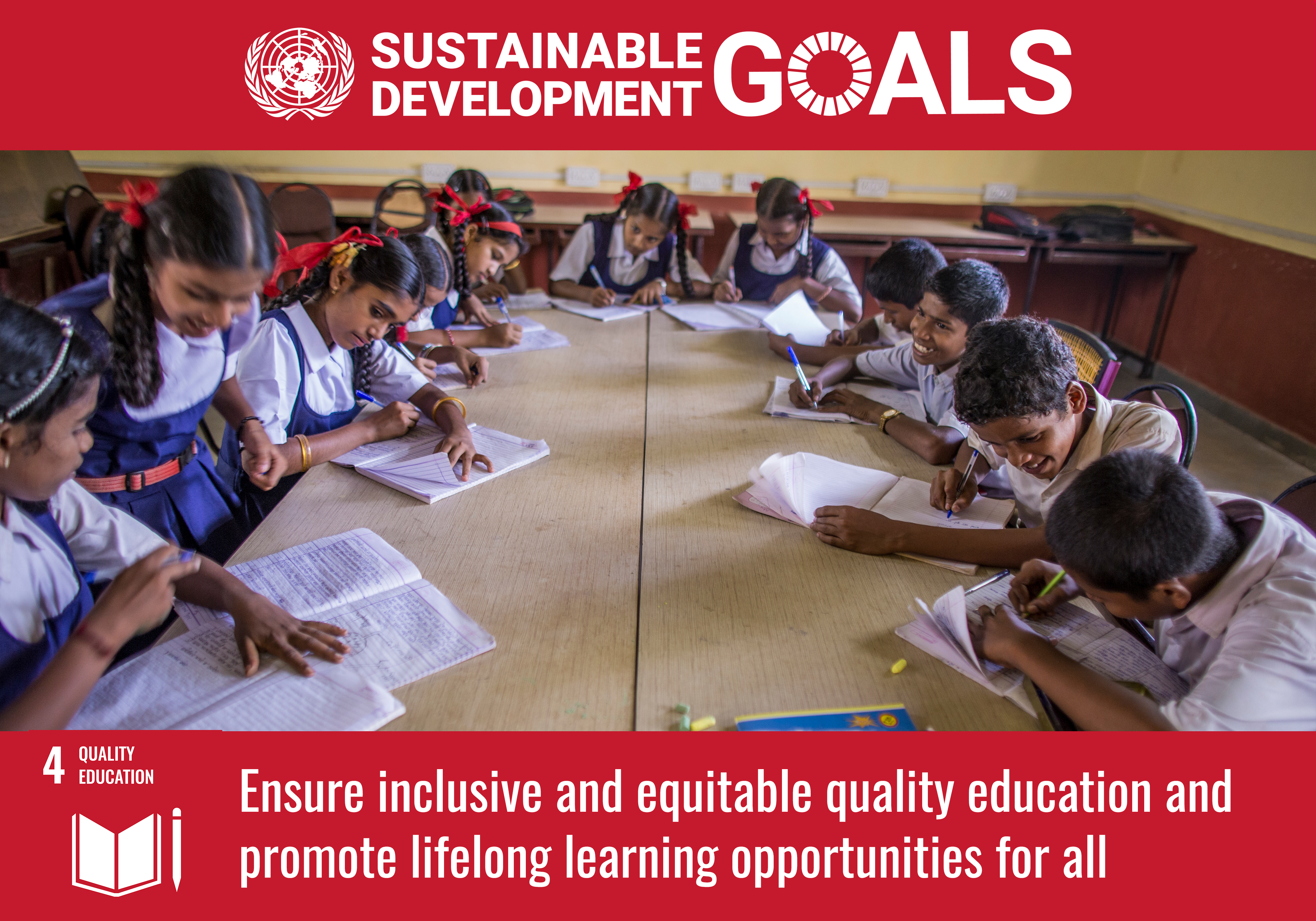 Sustainable Development Goals - Quality education for all in India