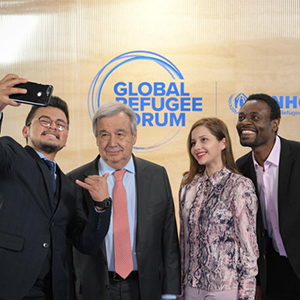 Secretary-General: Global Compact on Refugees  'is our collective responsibility'
