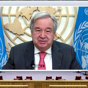 Message from UN Secretary-General on International Women's Day 2021