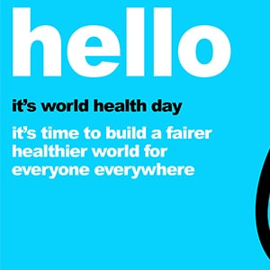 UNSG's Message on World Health Day