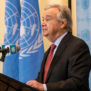 Message of United Nations Secretary message on World Food Day